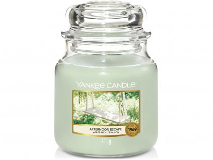 yankee candle afternoon escape stredni