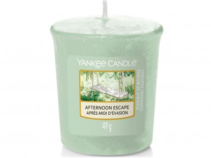yankee candle afternoon escape votivni