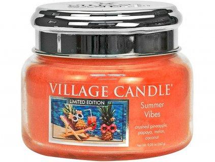 village candle summer vibes mala