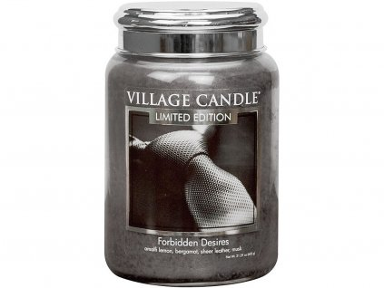 village candle forbidden desires velka