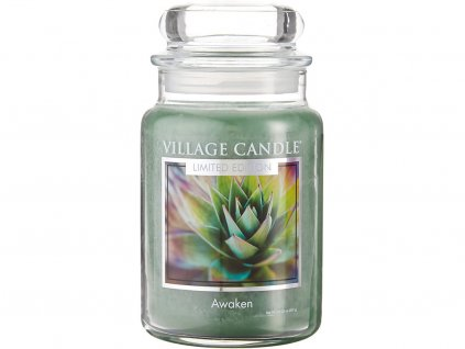 village candle awaken svicka