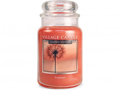 village candle empower svicka