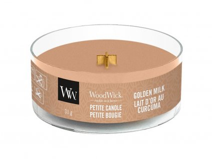 woodwick golden milk petitka