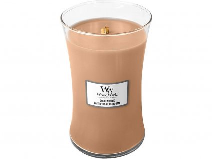 woodwick golden milk velka