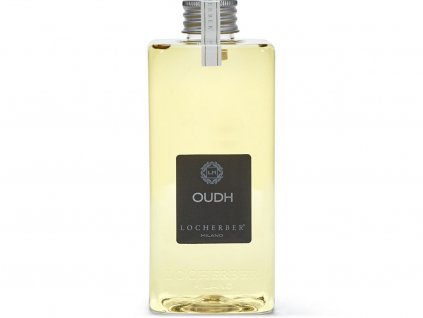 locherber milano napln do difuzeru oudh 500 ml