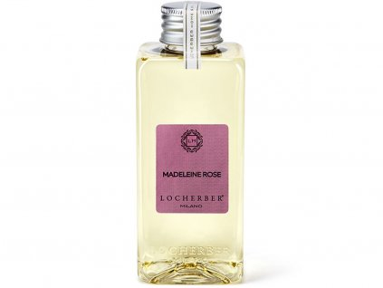 locherber milano napln do difuzeru madeleine rose 250 ml