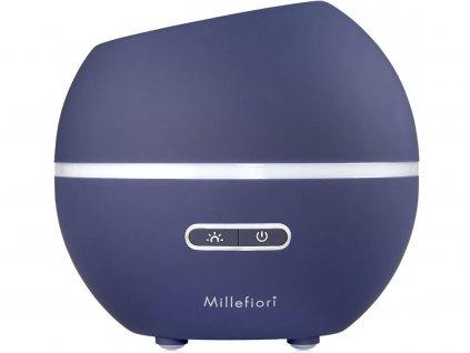 millefiori milano ultrazvukovy difuzer half sphere modry