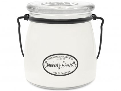 milkhouse svicka cranberry amaretto stredni