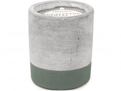 paddywax urban svicka beton eucalyptus santal