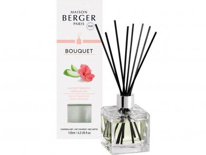 maison berger aroma difuzer hibiscus love
