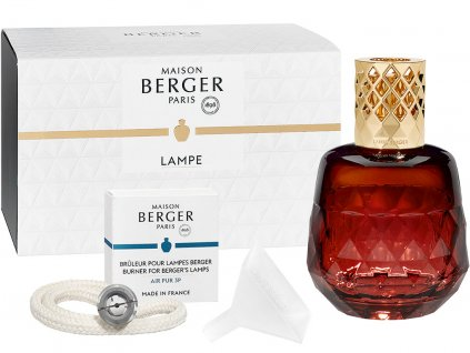 maison berger paris katalyticka lampa clarity bordo obal