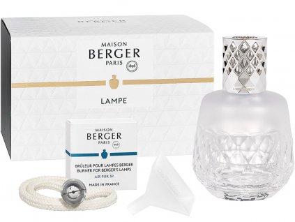 maison berger paris katalyticka lampa clarity ledove sklo obal