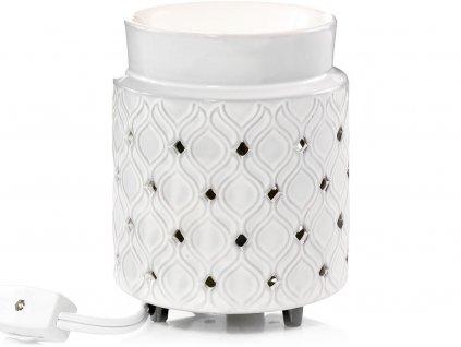 yankee candle elektricka aromalampa addison punched ceramic