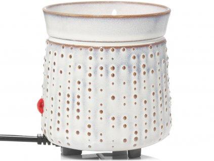 yankee candle elektricka aromalampa addison ceramic dot