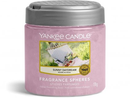 yankee candle vonne perly sunny daydream