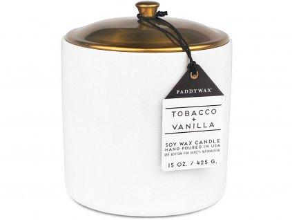 paddywax hygge svicka tobacco vanilla