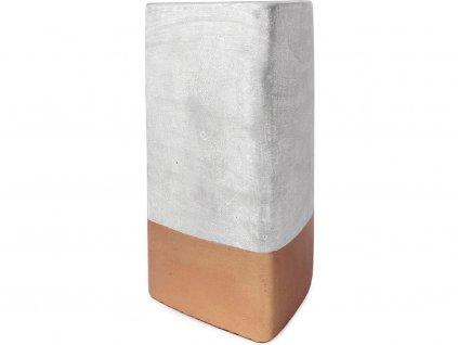 paddywax urban svicka v betonu bergamot mahogany
