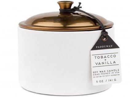 paddywax hygge tobacco vanilla mala
