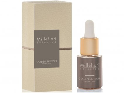 millefiori milano selected golden saffron olej