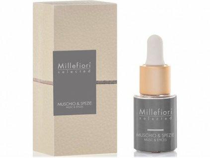 millefiori milano selected vonny olej muschio spezie