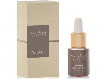 millefiori milano selected orange tea olej