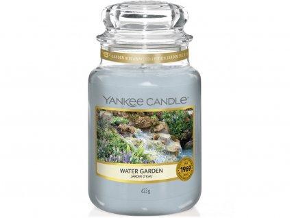 yankee candle water garden velka