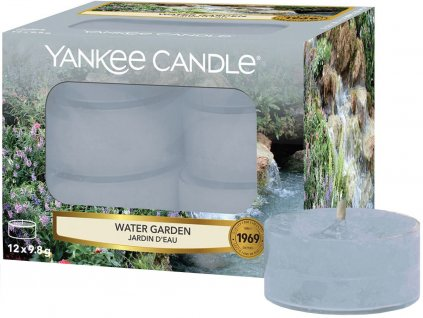 yankee candle water garden cajove