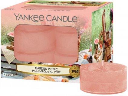 yankee candle garden picnic cajove