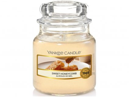 yankee candle sweet honeycomb mala