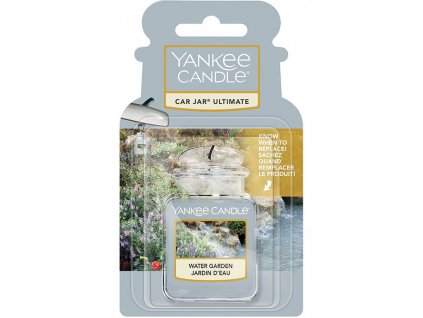 yankee candle water garden vune do auta gelova