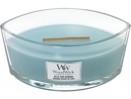 woodwick blue java banana lodicka