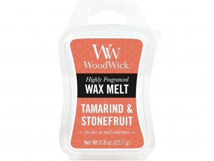 woodwick tamarind stonefruit vosk