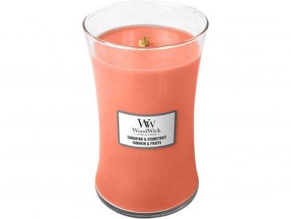 woodwick tamarind stonefruit svicka velka