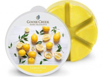 goose creek vosk lemon peel citronova kura