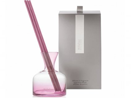 millefiori milano aroma difuzer vase ruzovy