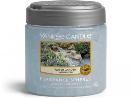 yankee candle water garden vonne perly