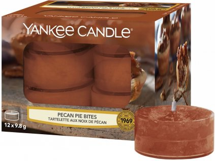 yankee candle pecan pie bites cajove svicky