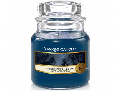 yankee candle night under stars mala