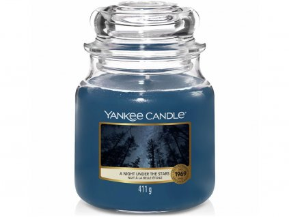yankee candle night under stars stredni