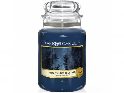 yankee candle night under stars velka