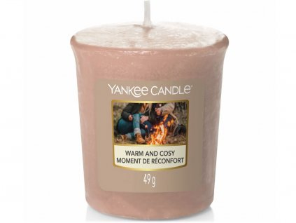 yankee candle warm cosy votivni