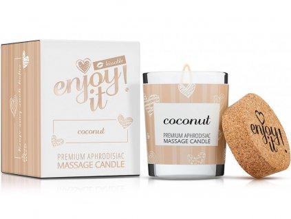 masazni svicka magnetifico coconut 1