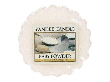 6191 yankee candle vonny vosk baby powder