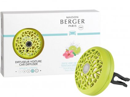 maison berger paris vune do auta tahitian green zest
