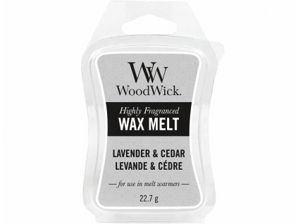 woodwick lavender cedar vosk