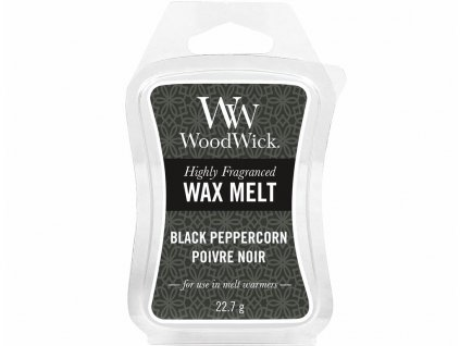 woodwick black peppercorn vosk