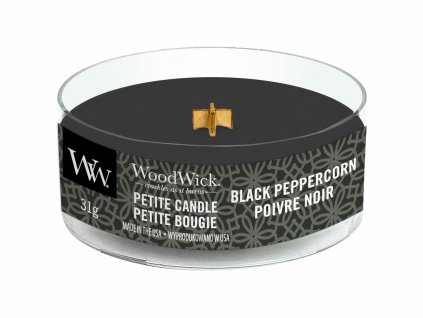 woodwick black peppercorn petite