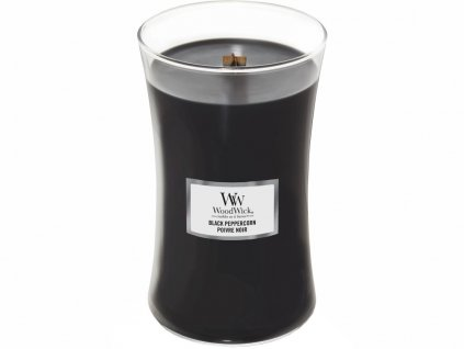 woodwick black peppercorn velka
