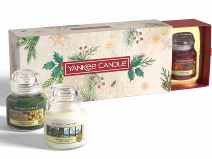 yankee candle darkova sada male svicky 1