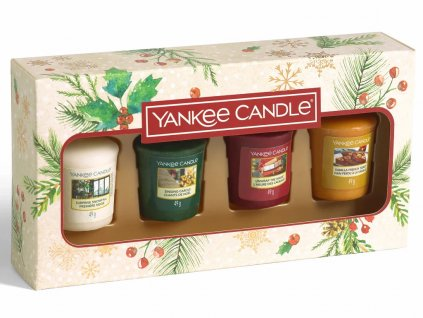 yankee candle darkova sada votivni svicky 4 ks detail